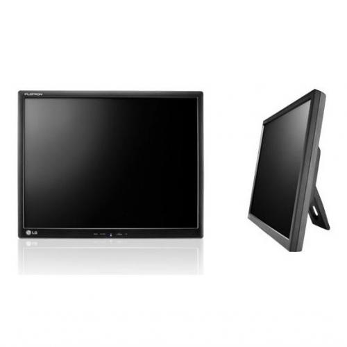 """LG 17"""" LCD Touch screen monitor, fekete"""