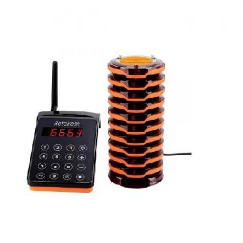 Retekess TD156 hívórendszer (pult-vendég)