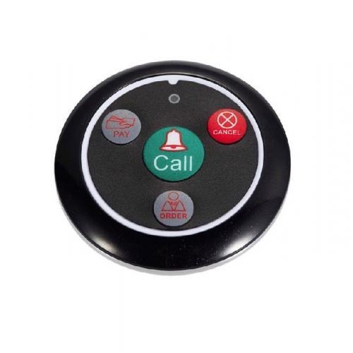 CT02 asztali hívógomb (vendég/konyha/pult-pincér)
