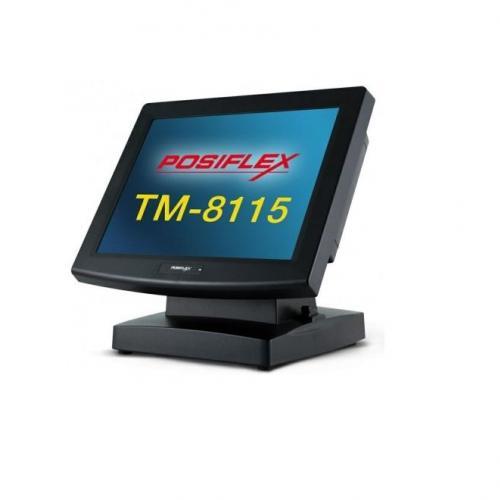 """POSIFLEX TM-8115, 15""""érintőkijelzős monitor"""