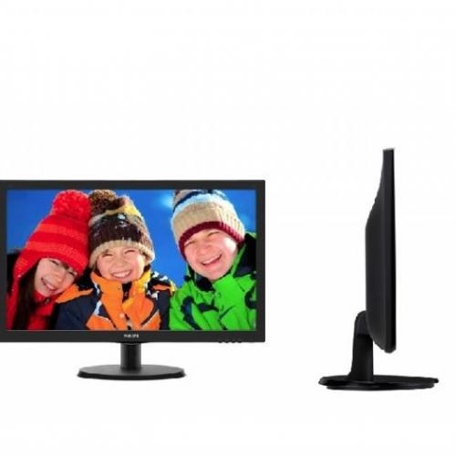 "Philips 223V5LSB2 21.5"" LED monitor"