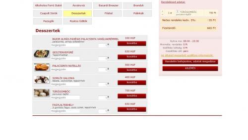 Stand-Mágus Online Házhozszállító Szoftver és Stand-Mágus Vendéglátó Szoftver együtt